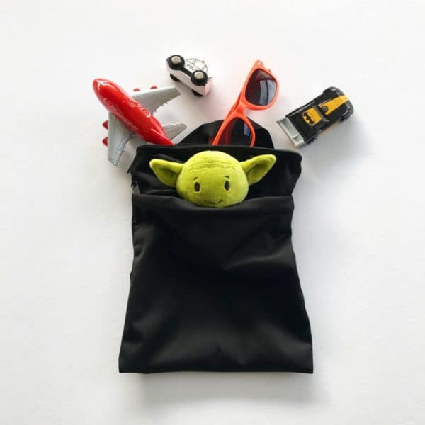 waterproof travel bag- great for your toddlers toys
