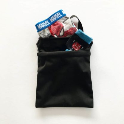 waterproof travel bag- store spare or soiled cloth
