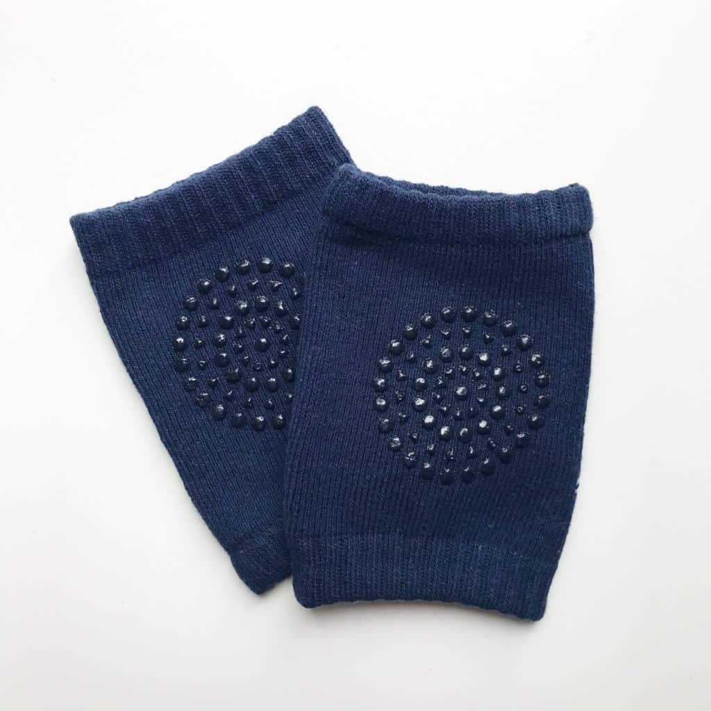 Blue Baby Knee Pads
