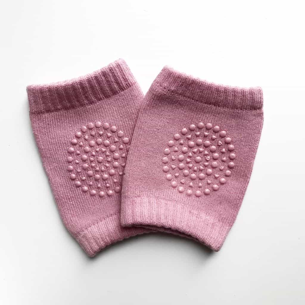 Pink Baby Knee Pads