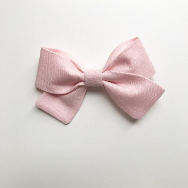 Baby Pink Evie Bow