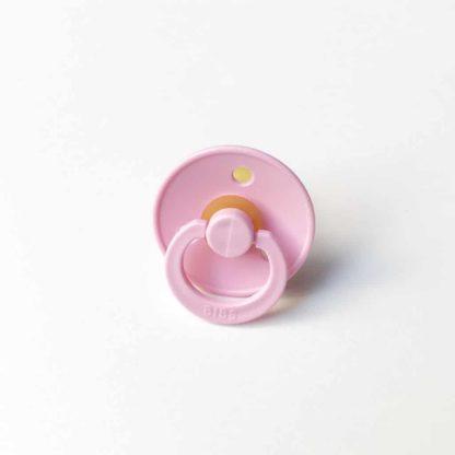 BIBS Dummy - Baby Pink BIBS dummy - Size 2 - baby dummy
