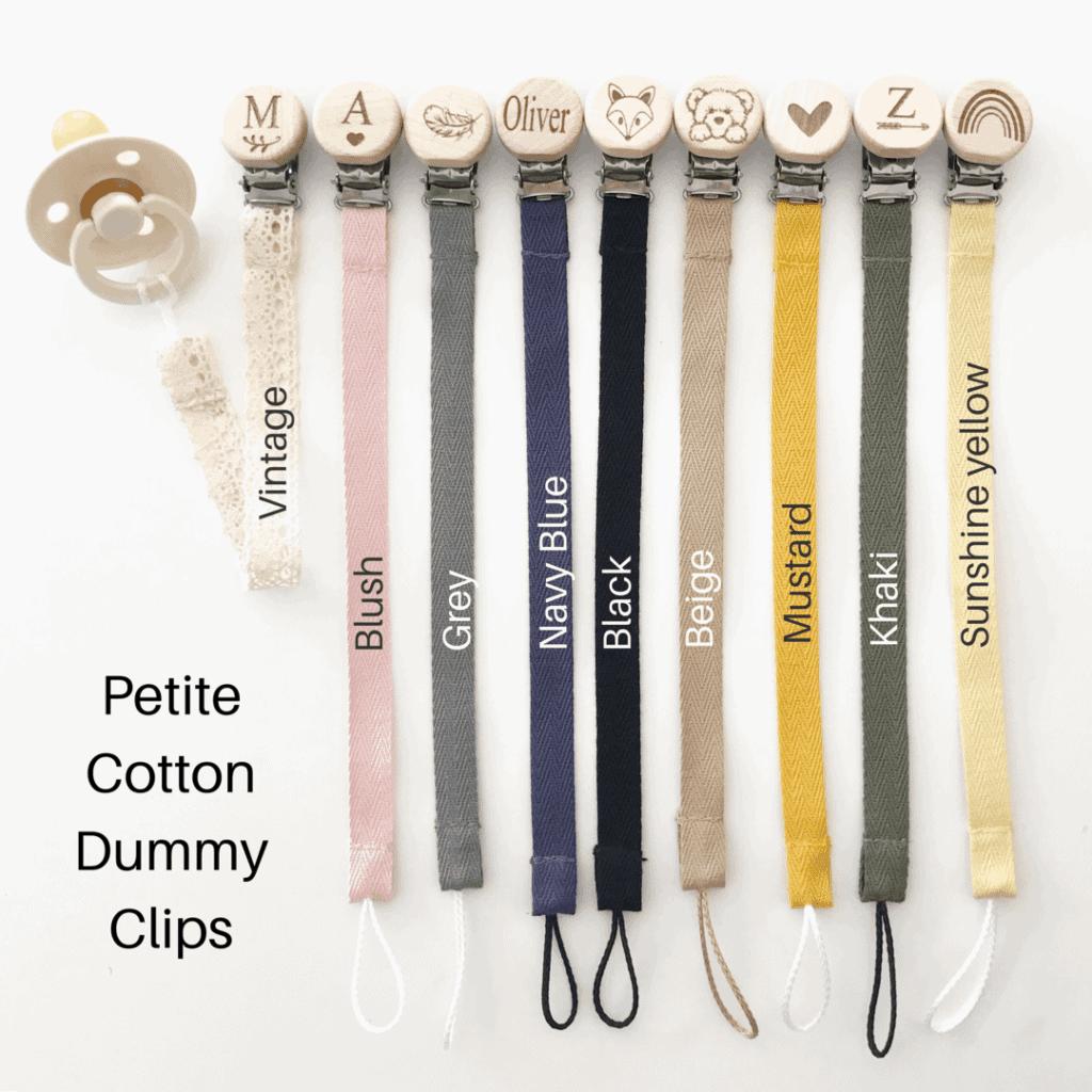 Petite Cotton Dummy Clips