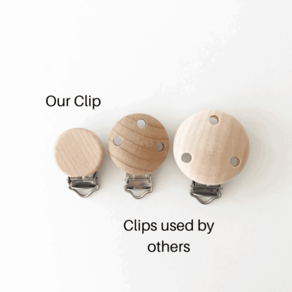 Clip Size Comparison