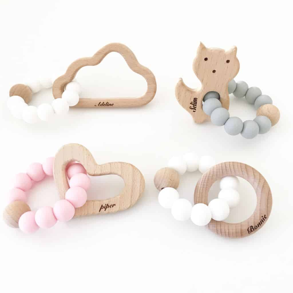 Safe Teething Toys