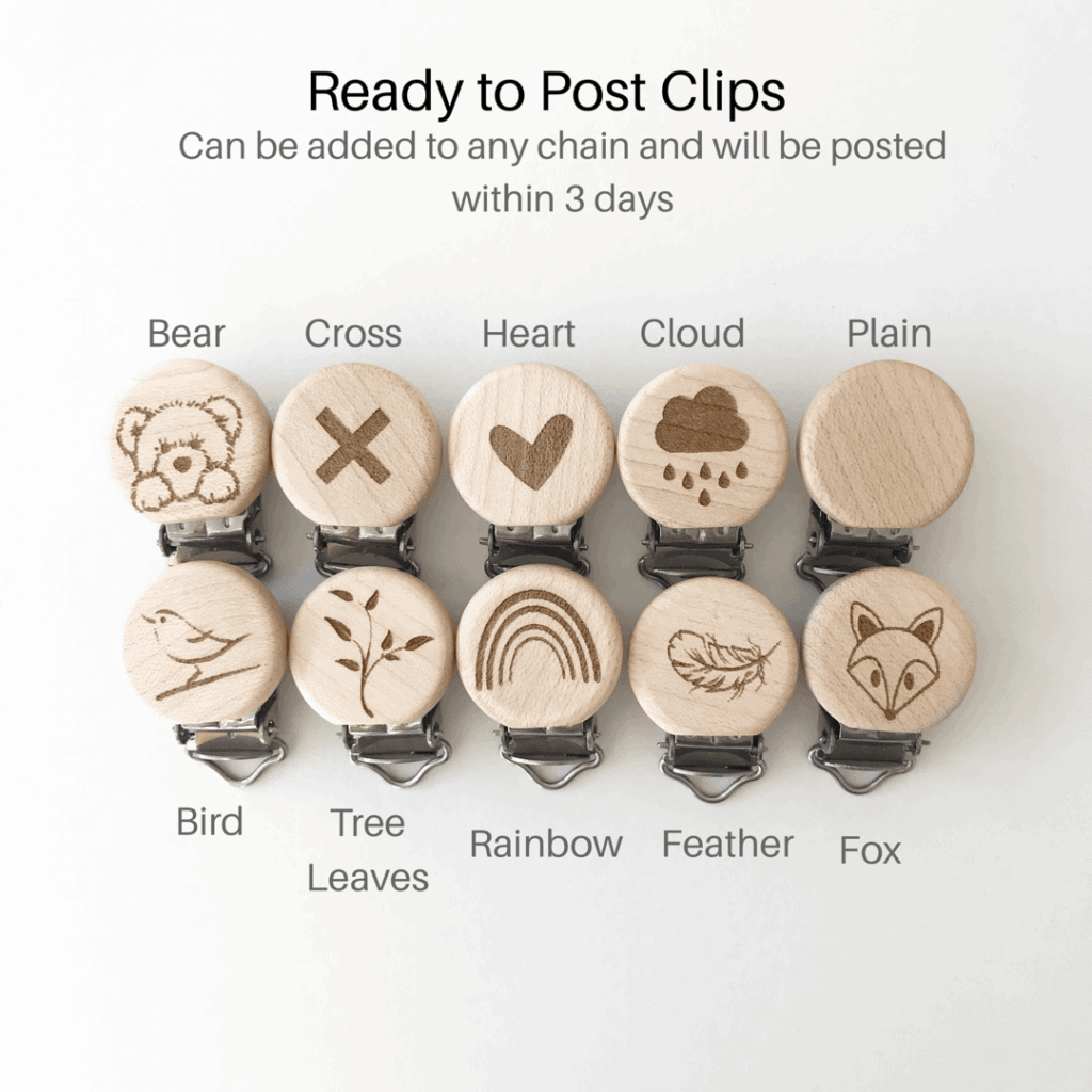 Ready to post dummy clips