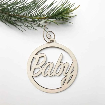 Deluxe Baby Decoration - With No messageDeluxe Baby Decoration - With No message
