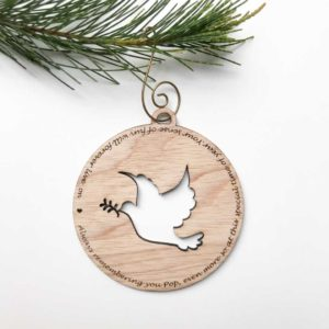 Deluxe Dove Decoration
