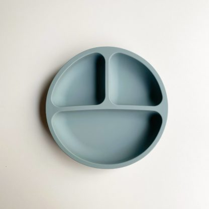 Silicone Plate - Blue Steel