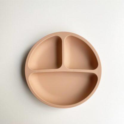 Silicone Plate - Blush