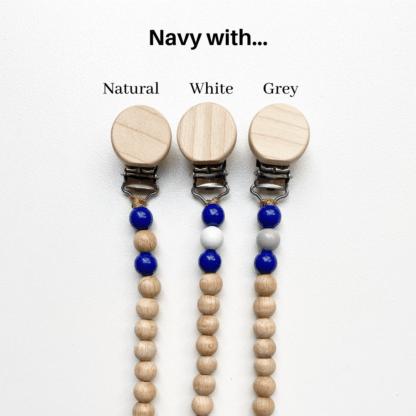 Petite Navy Dummy Chains