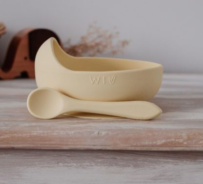 Lemoande Silicone suction bowl for starting solids