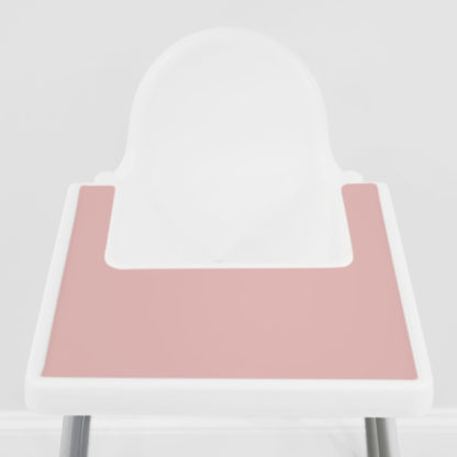 Dusty Rose Silicone Placemat