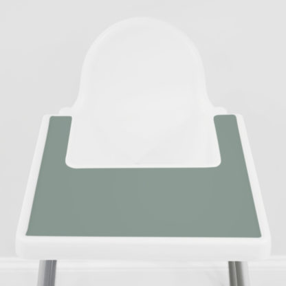 Faded Jade Silicone Placemat