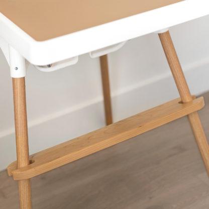 IKEA highchair Cherry Footrest and Cherry Leg Wraps