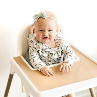 IKEA high chair silicone placemat