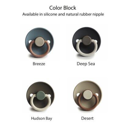 FRIGG Dummies -Colour Block Colours