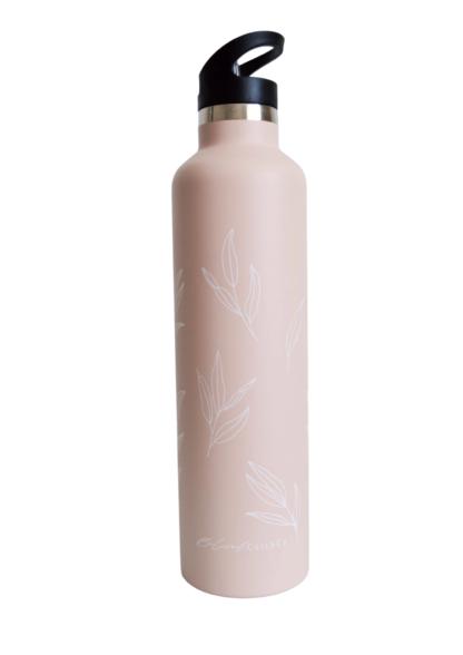 1 L Drink Bottle / Thermie Bloom